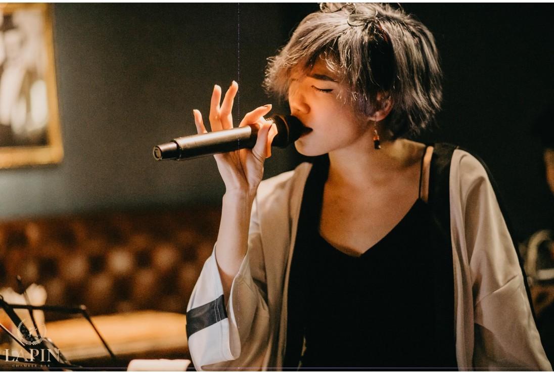 Lắp đặt bàn giao hệ thống âm thanh LAPIN Chamber Bar - Ấu Triệu - Hà Nội