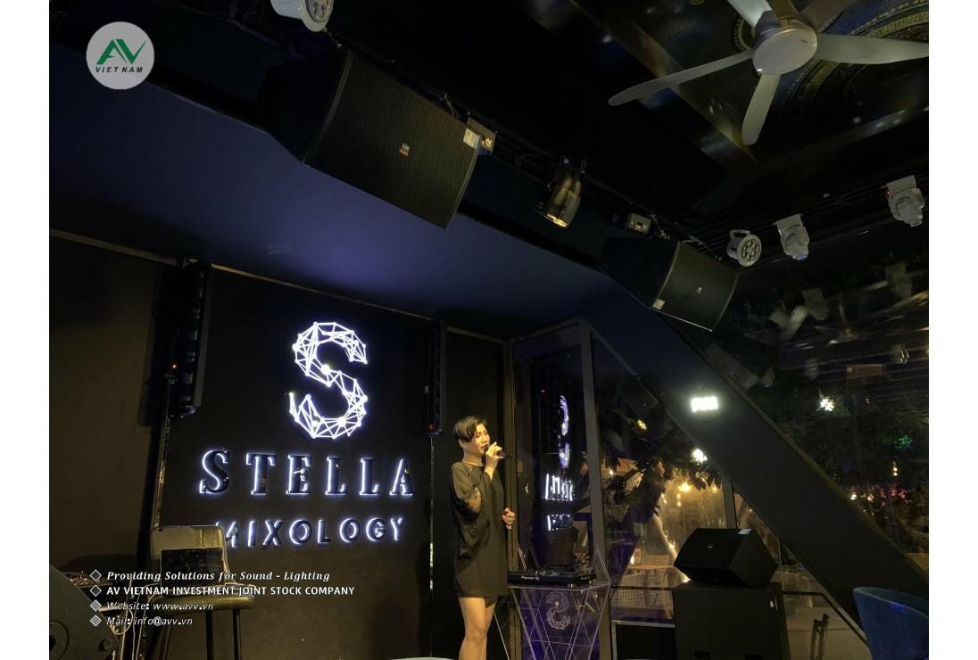 STELLA MIXOLOGY - Đồng bộ âm thanh CAF AUDIO