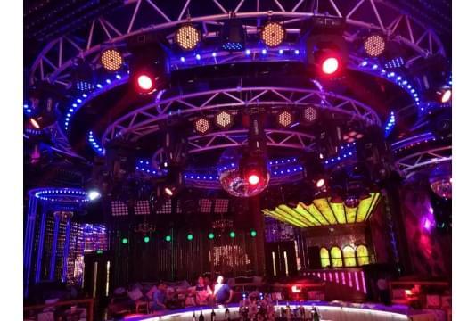 Thi công ánh sáng chuyên nghiệp Bar Club tại Thanh Hóa