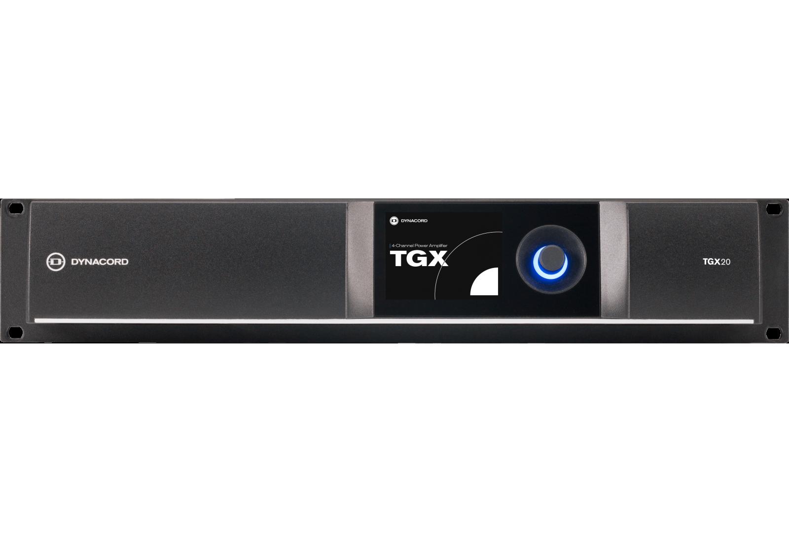 Công suất Dynacord TGX20