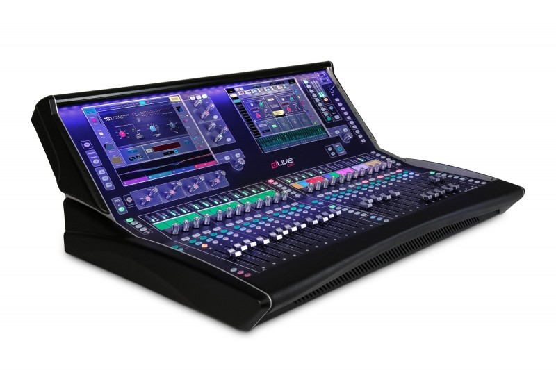Allen & Heath dLive C3500