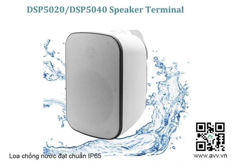 DSPPA DSP5020 / DSP5040 / DSP5050 loa ngoài trời chống nước IP65