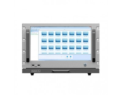 DSP9100 7U IP Network PA System Server