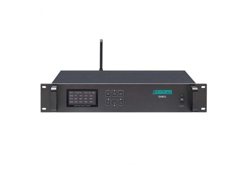 DSPPA D6801 - Máy chủ hệ thống hội nghị không dây