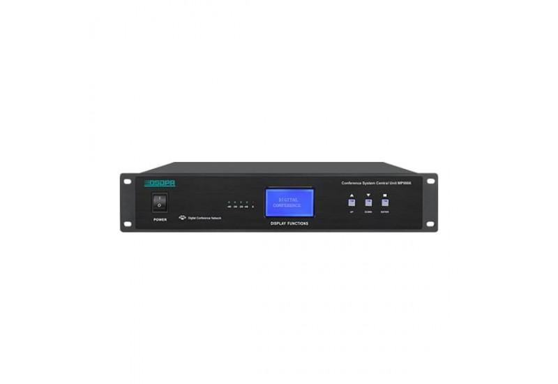 DSPPA MP9866 - Bộ điều khiển hệ thống hội nghị kỹ thuật số