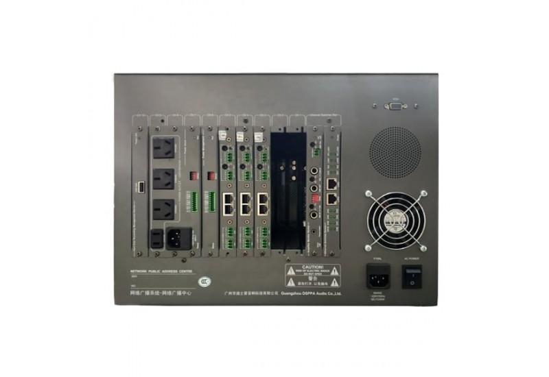 DSPPA MAG2400 Dante Intelligent PA Center