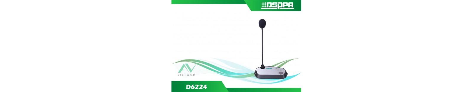 DSPPA D6224 - Micro đại biểu có dây