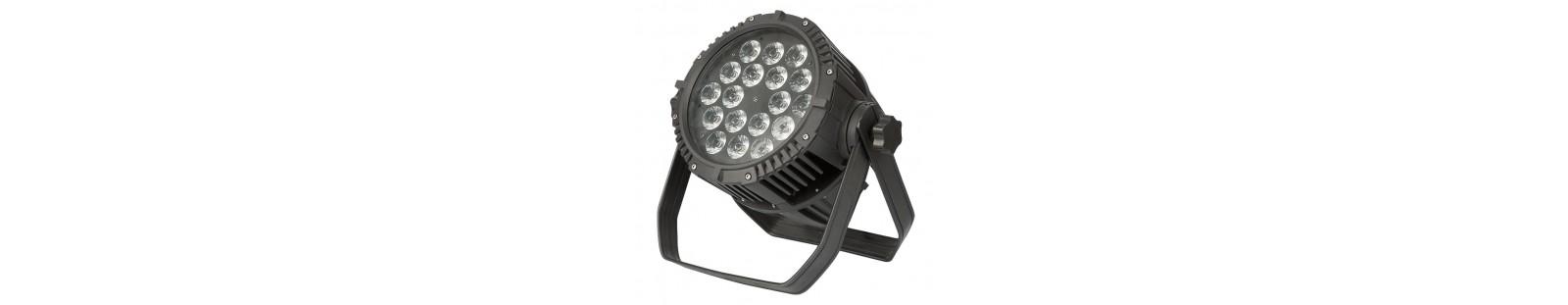 KZ-LED1810 waterproof Par