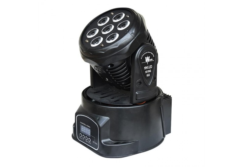 KZ-Mini Moving Head Beam Light