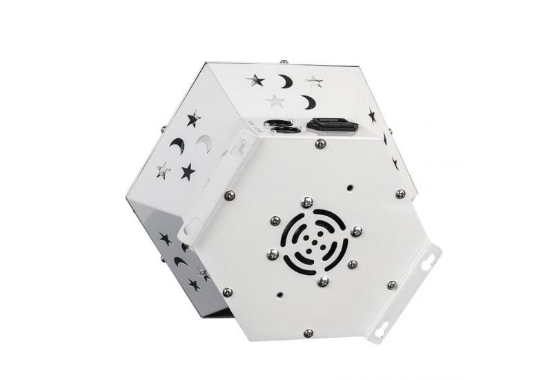 KZ-Pattern Crystal Magic Ball