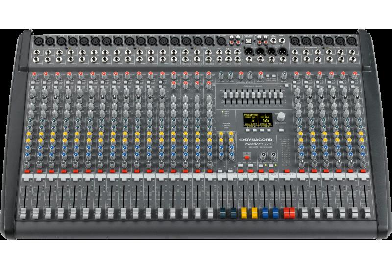 MIXER ANALOG DYNACORD CMS 2200-3