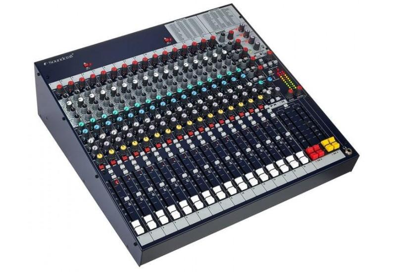Soundcraft FX 16 II