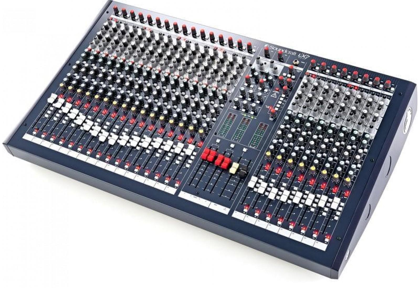 Soundcraft LX-7 II 24