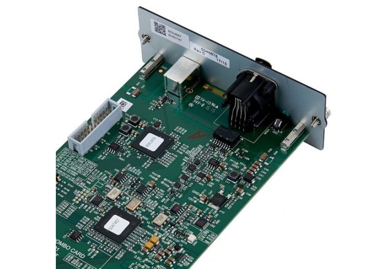 Soundcraft MADI-USB Combo Card