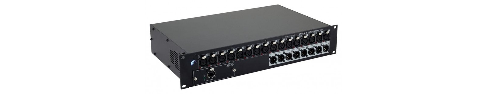 Soundcraft Mini Stagebox 16 RJ 45