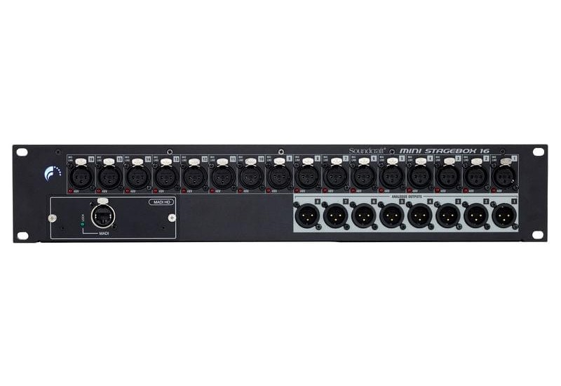 Soundcraft Mini Stagebox 16 RJ 45