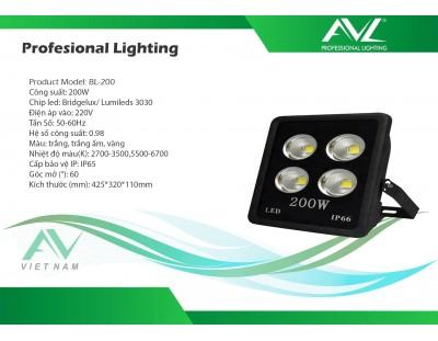 Đèn BL-200