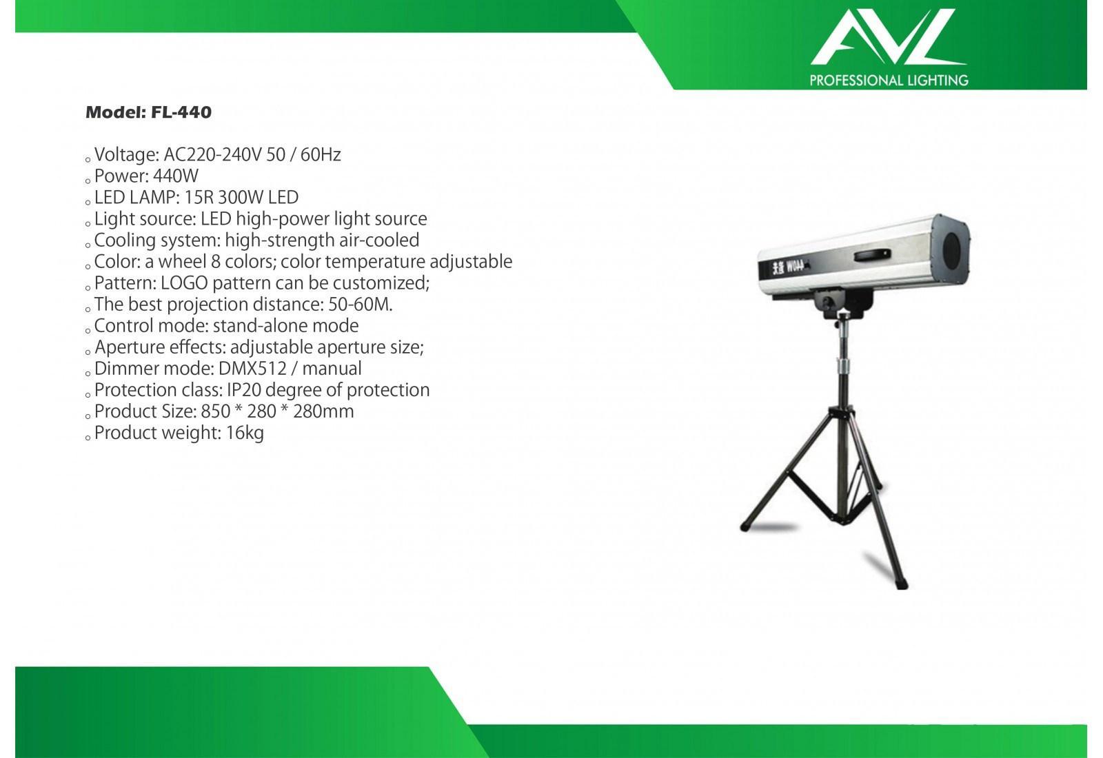 AVL FL 440