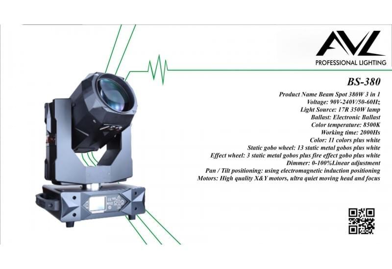 AVL BS-380