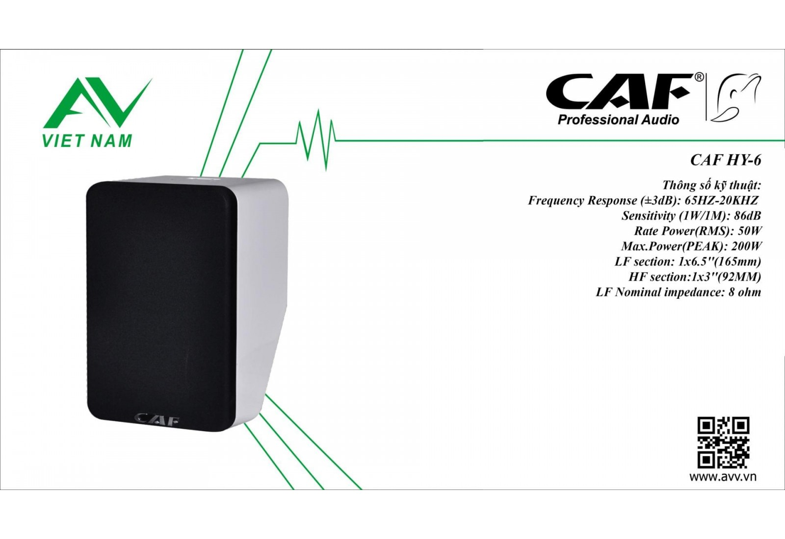 CAF HY-6