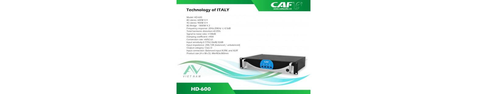 CAF HD 600