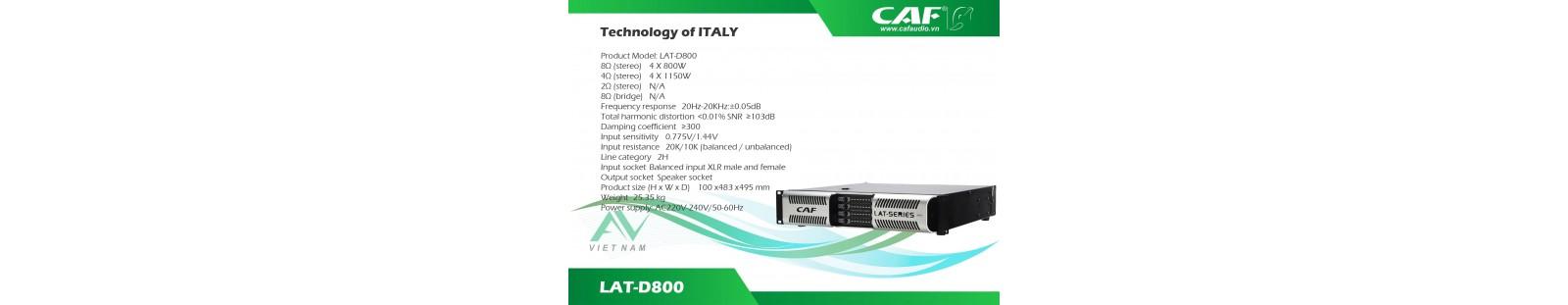 CAF LAT D800