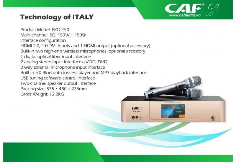 CAF AX-680