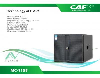 CAF MC-115S