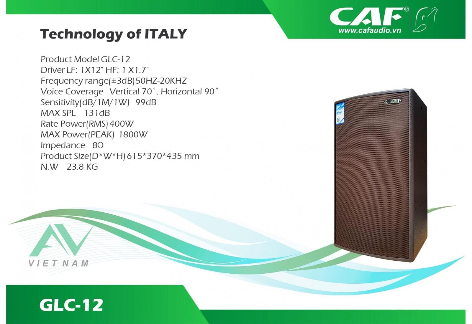 CAF GLC 12