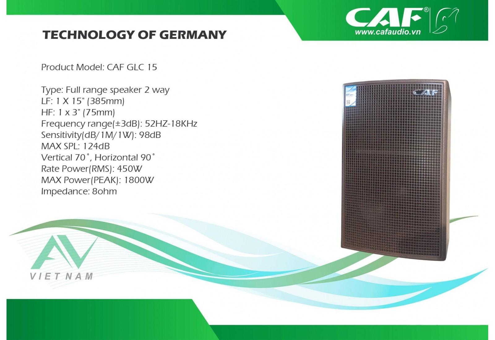 CAF GLC-15
