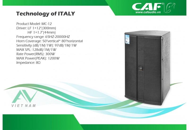 CAF MC-12
