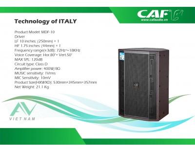 CAF MDF-10