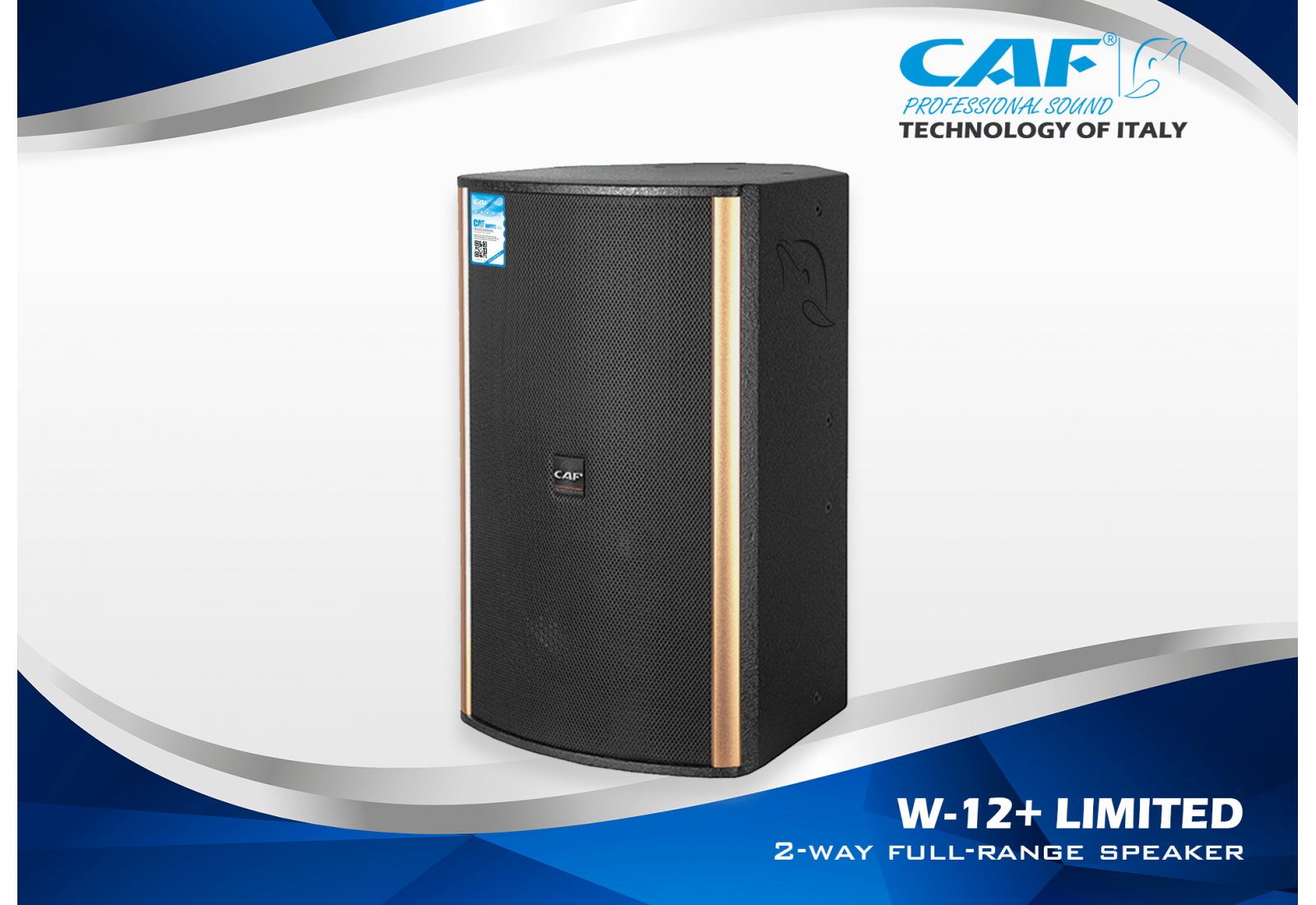 CAF W-12+ LIMITED