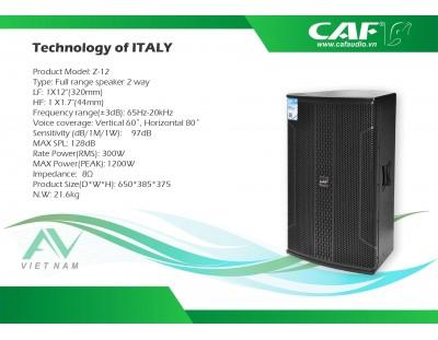 CAF Z-12