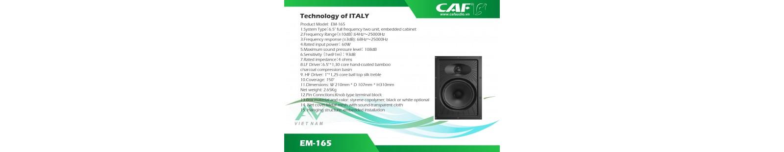 CAF EM 165