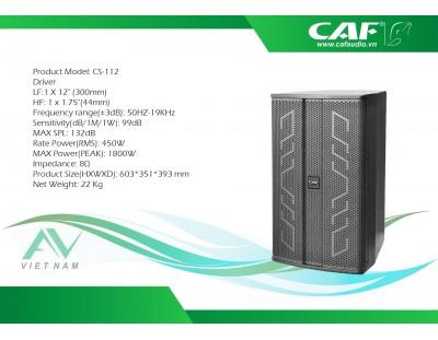 CAF CS-112