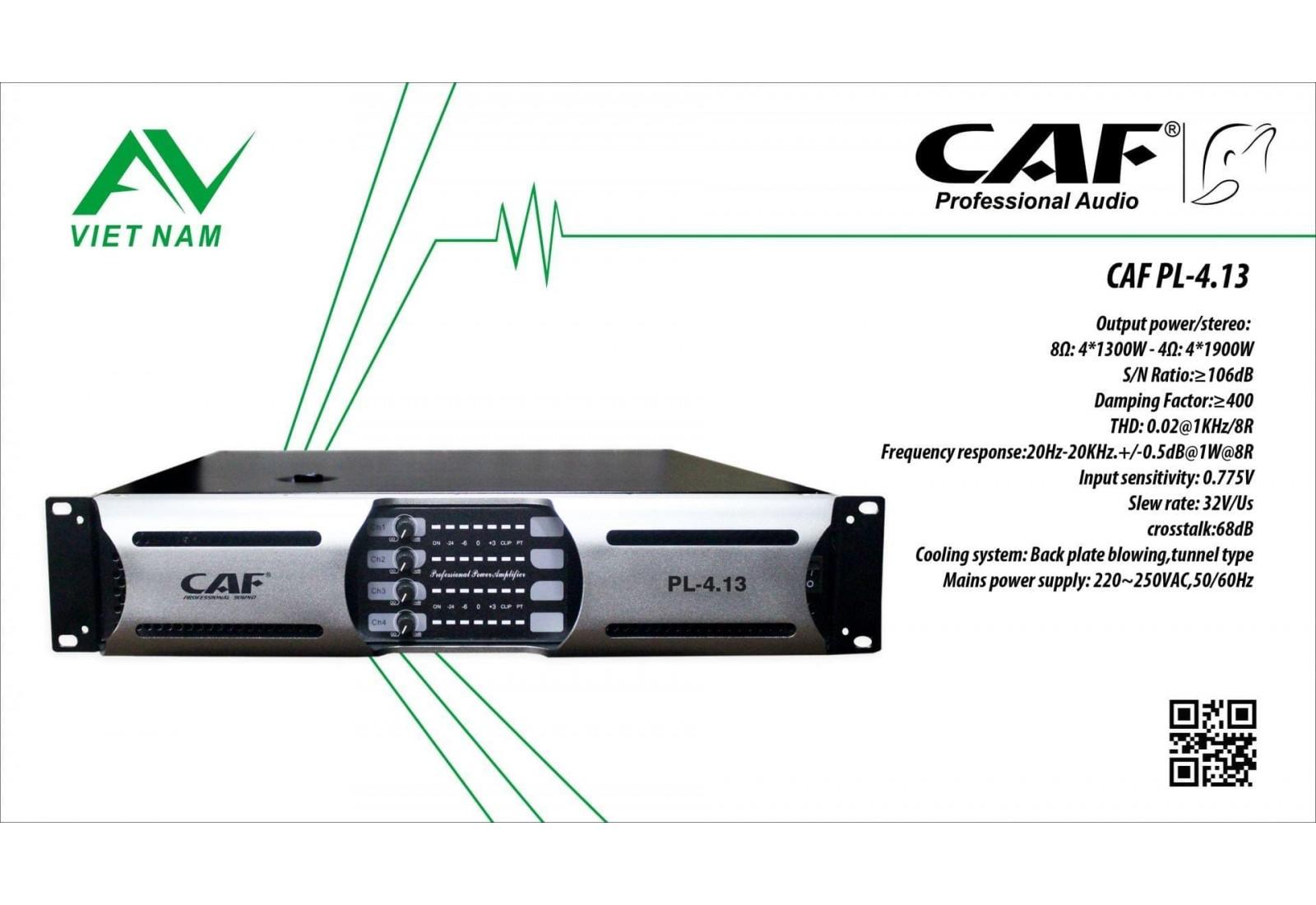 CAF PL-4.13