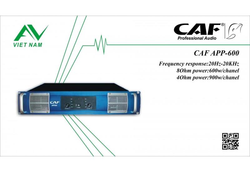 CAF APP-600