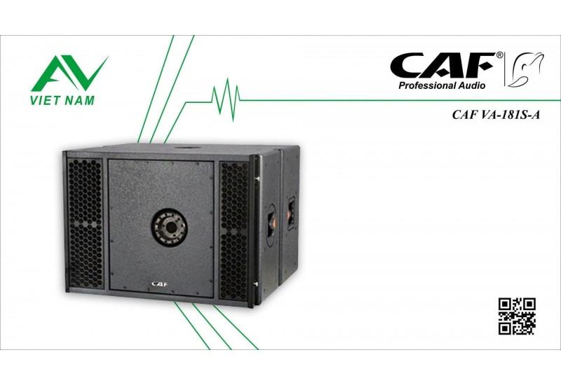 CAF VA-181S-A Active (VA 210 Line Array System)