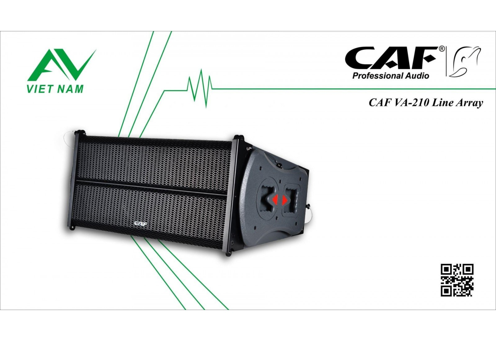 CAF VA-210 Line Array