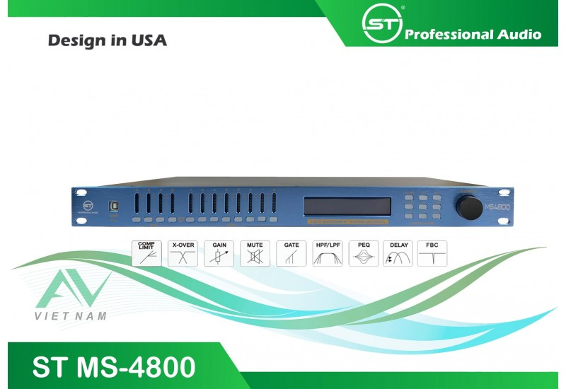 ST MS-4800