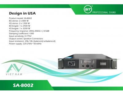 ST SA-8002