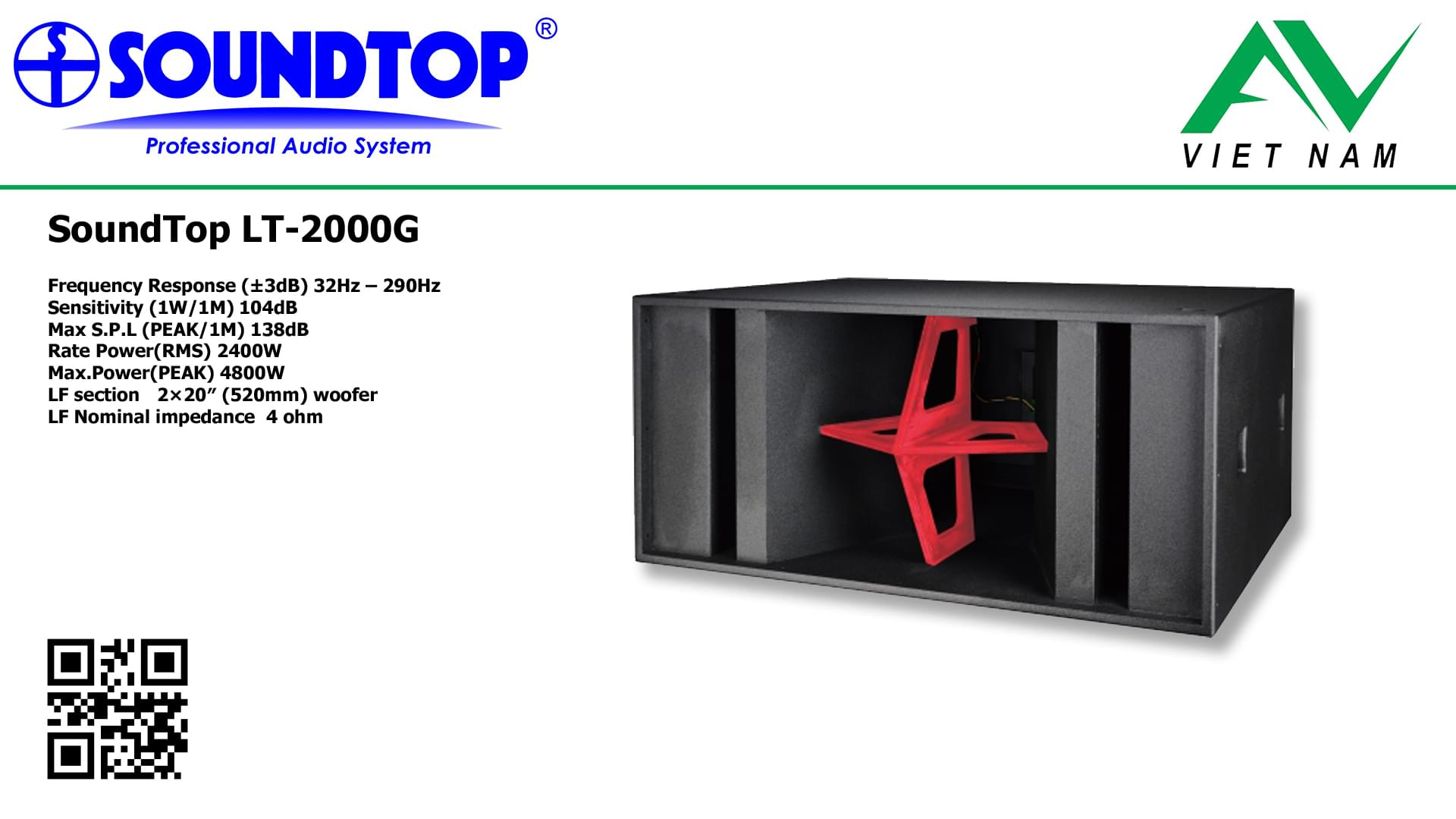 SoundTop LT-2000G