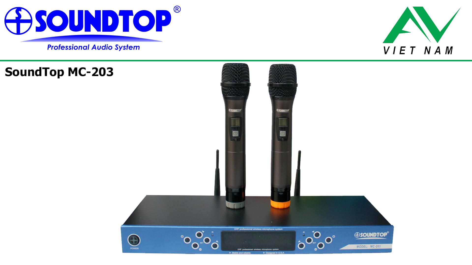SoundTop MC 203